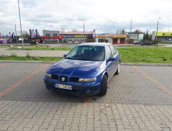 Giżycko (miasto): Seat Toledo 2.3 V5