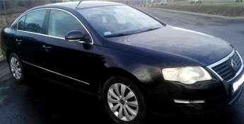 Iława (miasto): VW passat b6 1.9 TDI / 2006r - 252 tys km
