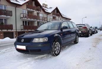 Ostróda (miasto): VW Passat 1.9 TDI 110 KM 2000r. kombi
