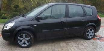 Bartoszyce: sprzedam Renault scenic w wersji Grand 7 os. 2004 r.