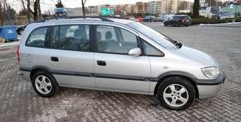 Ełk (miasto): Opel Zafira A 1,8 LPG rocznik 2001 7 osobowy
