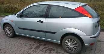 Bartoszyce (miasto): Ford Focus LIFT 1.6 16V ZETEC - R Mk1 hatchback rok 2003