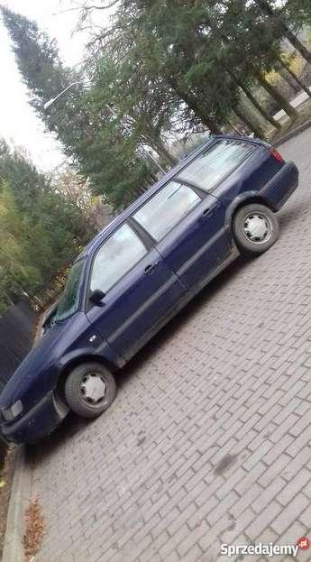 Morąg: Volkswagen Passat B4 1,9 TDI 90km POLECAM