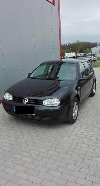 Ełk (miasto): Sprzedam VW Golf IV