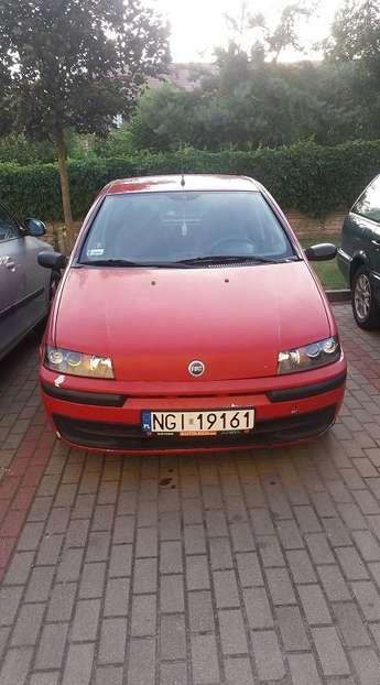 Olsztyn: Fiat Punto 1.2 Dynamic
