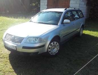 Rozogi: Sprzedam VW Passat B5